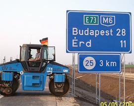 Donauasphalt-Bau-Jobs